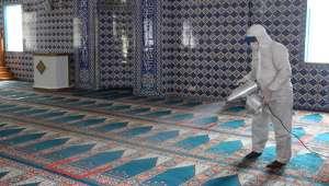 Son Dakika….Afyonkarahisar'da Cuma namazı kılınacak cami ve alanlara ilişkin liste güncellendi