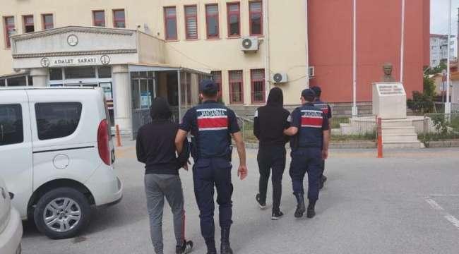 Son Dakika....Afyonkarahisar'da hoparlör hırsızları yakalandı