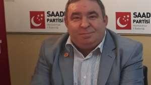 SP'li Erhan Akpınar : Suç Oranını Azaltmak Önemli Hapishaneleri Herkes Yapar