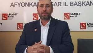 SP Merkez İlçe Başkanı Arslan : Güney Köy'ün Mahkeme kararıyla verilen belde olma hakkı ne zaman teslim edilecek