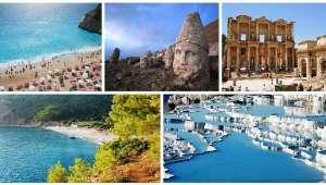 Türkiye dünya turizm gelirlerinde 13. Sıraya yükseldi