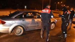 Türkiye Güven Huzur Uygulamasında 542 aranan şahıs tespit edildi