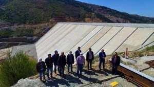 Türkiye'nin en yüksek barajı, Afyon'da yükselmeye devam ediyor