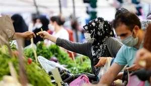 TZOB Genel Başkanı Bayraktar : Kuru incir 5,3 kat, salatalık 5,1 kat, elma 4,5 kat, maydanoz, kuru soğan ve nohut 3,9 kat fazlaya tüketiciye satılmaktadır