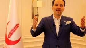 YRP Genel Başkanı Erbaka'ın Ramazan Bayramı Mesajı