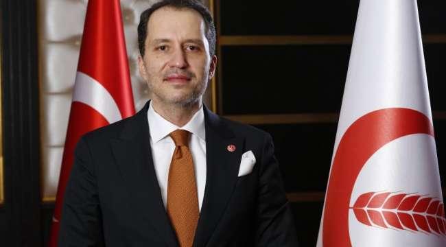 YRP Genel Başkanı Erbakan'dan iftiralara sert cevap : Hakkı ve hakikati haykırmaya devam edeceğiz!