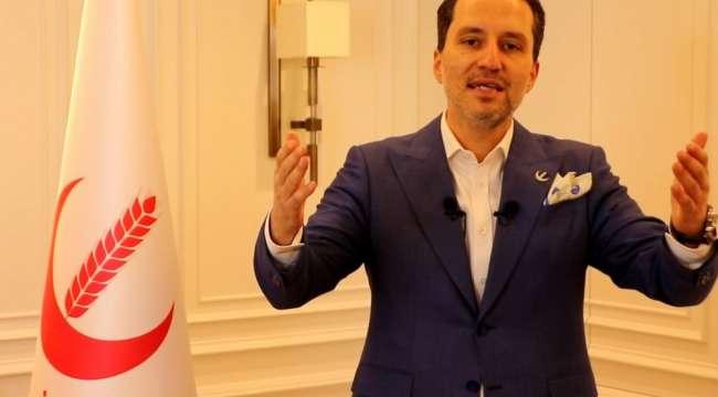 YRP Genel Başkanı Erbkan'ın Ramazan Bayramı Mesajı