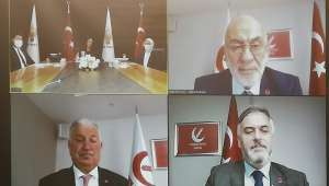 YRP Siyasi Partilerle Bayramlaştı