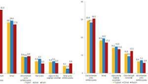 0-14 yaş grubu çocuklarda en fazla görülen hastalık Üst solunum yolu enfeksiyonu