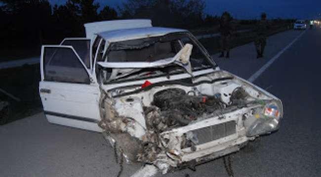 Afyonkarahisar'da 2 053 Adet Ölümlü Yaralanmalı Trafik Kazası Meydana Gelmiştir