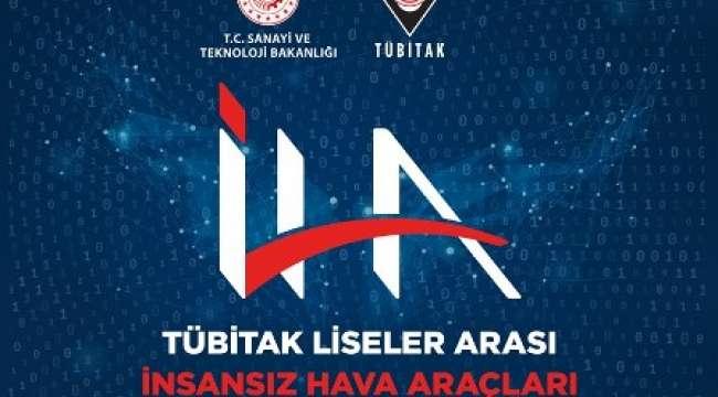 Afyonkarahisar Liseler Arası İHA Yarışması tasarımında döner kanat kategorisinde Türkiye 1. Oldu