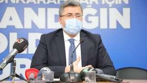 Akpartili Özkaya : Kamuoyunda dokunulmazlıkların kaldırılması yönünde ciddi manada bir talep vardı