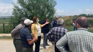 CHP'li Köksal : AKP Saraycık'ta da köylünün merasına gözünü dikti