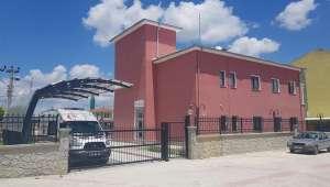 Düzağaç'ta Aile Sağlık Merkezi ve 112 Acil İstasyonu hizmete girdi