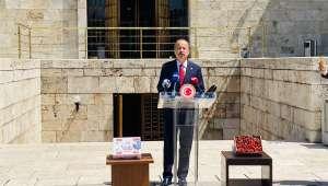 MHP'li Taytak : Zirai Don acil şekilde sigorta kapsamına alınmalıdır