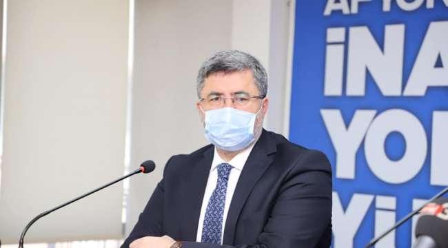 Özkaya'dan Köy-Konut açıklaması