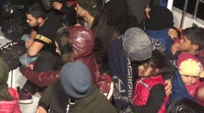 Son Dakika….Afyonkarahisar'da yurda kaçak yollardan sokulan 28 Pakistanlı yakalandı