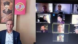 TGF Genel Başkanı Yılmaz Karaca : Medyanın sorunlarına çözüm yok