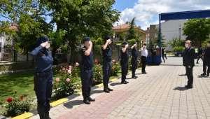 Vali Tutulmaz Jandarmayı Denetledi Mobese Sistemini İnceledi