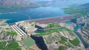 Veysel Eroğlu'na büyük onur : Ilısı Barajına onun ismi verildi