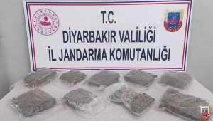4 İlde Yapılan Uyuşturucu Operasyonlarında 6 şüpheli yakalandı
