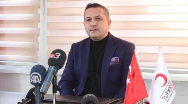 Afyon Kızılay'da kan değişimi