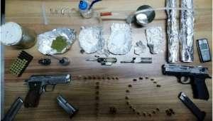 Afyonkarahisar'da uyuşturucu operasyonu 5 şüpheli yakalandı