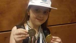 Afyonlu Nisa Dünya Şampiyonluğunu alarak gurumuz oldu