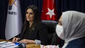 Akparti Genel Başkan Yardımcısı Sarıeroğlu : STK'lerimizle birlikte çalışmaya devam edeceğiz