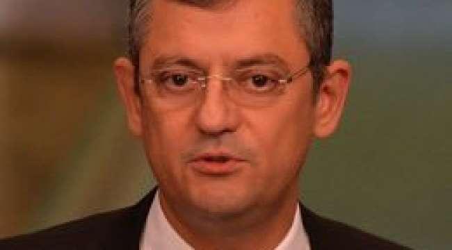 CHP Grup Başkanvekili Özgür Özel: Utandırın Bizi, Normal Seçim Yapın