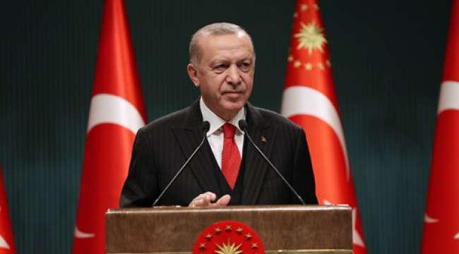 Cumhurbaşkanı Erdoğan : Türkiye, salgın karşısında verdiği mücadeleyi de mutlaka kazanacaktır