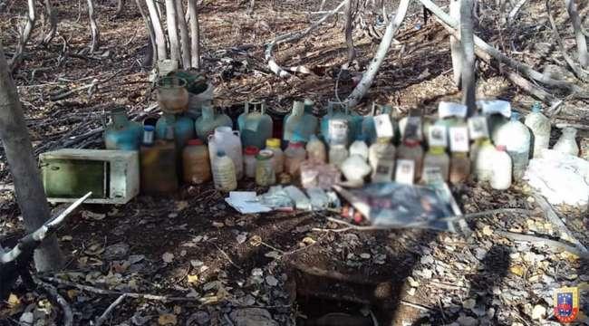 Diyarbakır'ın Lice kırsalında yüklü miktarda uyuşturucu ele geçirildi