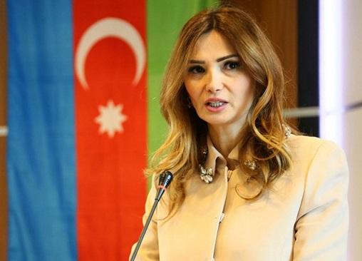Ganire Pashayeva'dan Hüseyin Baş'a teşekkür