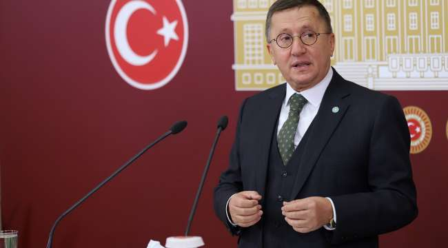 İyi Parti Grup Başkanvekili Türkkan, Gündemi Değerlendirdi