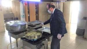 Sıcak Yemekler 6 Yıldır Sandıklı Belediyesinden