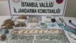 Son Dakika….Zehir taciri İstanbul'u zehirleyemeden yakayı ele verdi