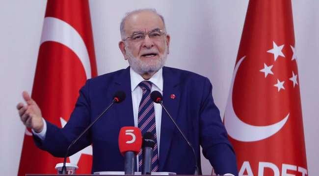 SP Lideri Karamollaoğlu : Cumhurbaşkanı, Tamamen Yalnızlaştı!