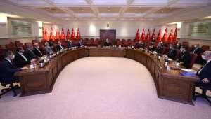 STK'lardan Türk Silahlı Kuvvetlerine destek ziyareti