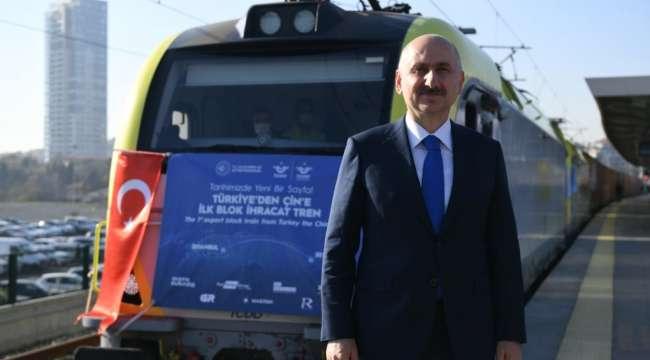 Türkiye, Demir İpek Yolu'nun En Stratejik Bağlantı Noktası Haline Geldi