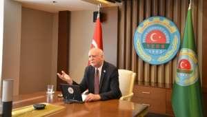 TZOB Genel Başkanı Bayraktar : Üretici sorunlarına çözüm bekliyor