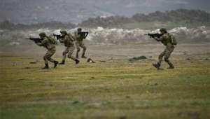 Zeytin Dalı Bölgesinde 1 Şehit, 6 PKK/YPG'li Terörist Etkisiz Hale Getirildi