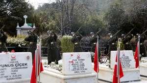 18 Mart Şehitleri Anma Günü 106'ıncı Yıl Dönümü Törenle Kutlandı