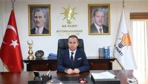 Akparti'li Uluçay : Çanakkale, istiklal harbini zafere ulaştırmıştır