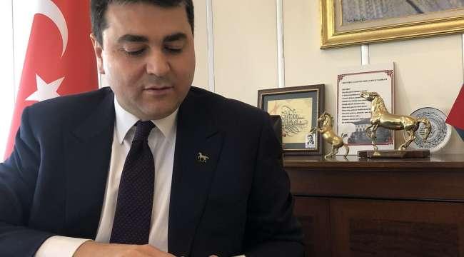 DP Lideri Uysal : Türk Milleti ve Üniterlik kavramları Türkiye Cumhuriyeti Devleti'nin imamesidir
