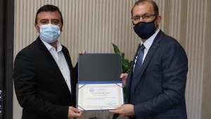 Pandemi Mücadelemize İŞKUR İl Müdürlüğünden Destek