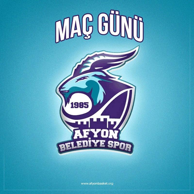 Afyon Belediye Basket Bahçeşehir koleji karşısında 38-30 yenik durumda