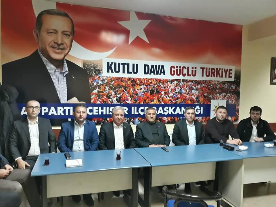 Akparti İscehisar İlçe Başkanı Balaban : Gönül belediyeciliği seferberliği başlattık