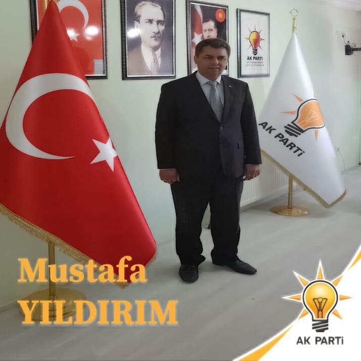 Akparti'ye Çay'dan ilk aday Mustafa Yıldırım