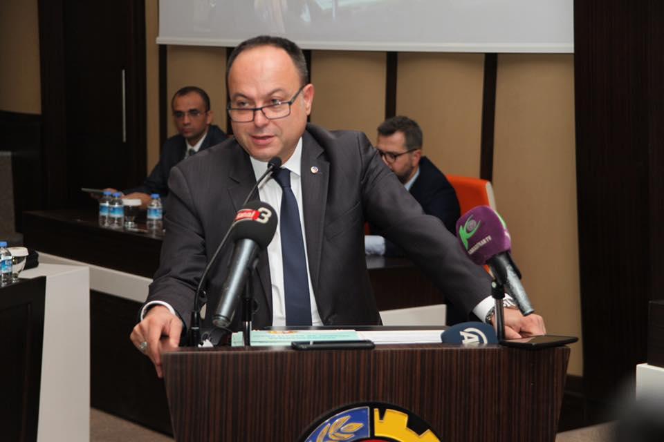 ATSO Başkanı Serteser : Kümelenme ile ihracatımız artacak