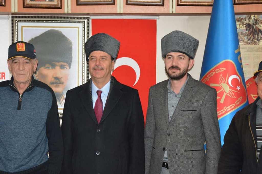 Başkan Bozkurt'tan STK'lara Ziyaret